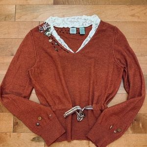 HWR by Anthropologie sweater
